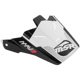 MSR Mav2 Mav-2 Blokpass Visor MX/Offroad Helmet Accessory