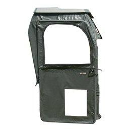 Seizmik ATV Full Size Doors For Polaris Ranger 400 500 570 800 Unpainted