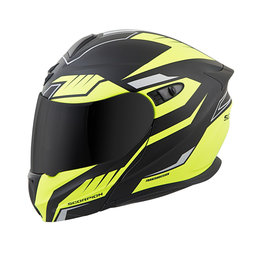 Scorpion EXO-GT920 Shuttle Modular Sport Touring Helmet Yellow