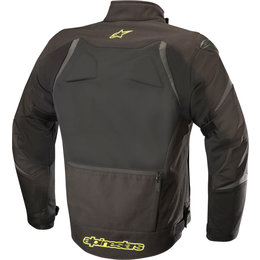 Alpinestars Mens T-Core Air Drystar Armored Textile Jacket Black