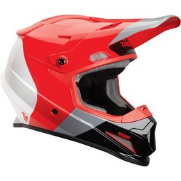Thor Sector MIPS Bomber Helmet Red