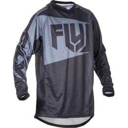Fly Racing Mens Patrol Jersey Black