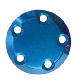 Blue Shogun Frame S5 Sliders End Caps Pair
