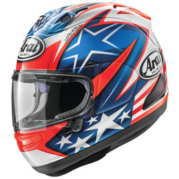 Arai Corsair-X Nicky-7 Full Face Helmet Red