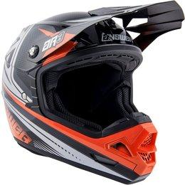 Answer Racing AR-3 AR3 Charge Helmet Black