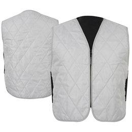 Silver Fieldsheer Iceberg Vest