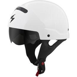 Scorpion Covert 3-in-1 Convertible Helmet White