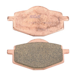 SBS Off Road SI Sintered Front Brake Pads Single Set Only Yamaha 575SI Unpainted