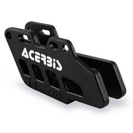Black Acerbis Chain Guide 2-piece For Suzuki Rm Rmz 125 250 450