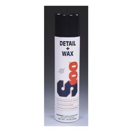 N/a S100 Detail + Wax Spray Can 10 Oz Carnauba Beeswax