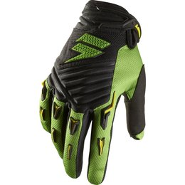 Green Shift Racing Mens Strike Gloves 2013