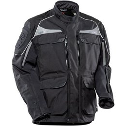Black Msr Mens Xplorer Alterra Textile Jacket 2015