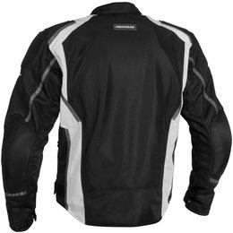 Black Firstgear Mesh Tex Textile Jacket