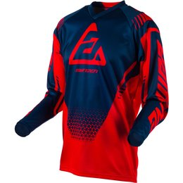 Answer Racing Youth Boys Syncron Drift Jersey Red