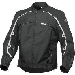 Fly Racing Mens Butane 4 Textile Jacket Black