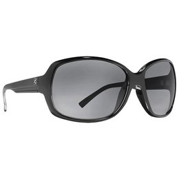 Black Gloss/grey Vonzipper Womens Ling Ling Sunglasses 2013 Black Gloss Grey One Size