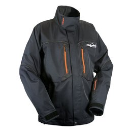Black Hmk Mens Cascade Textile Snow Jacket