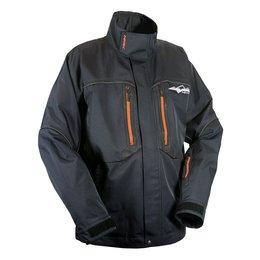 Black Hmk Mens Cascade Textile Snow Jacket