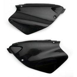 Acerbis Side Panels Black For Yamaha YZ125 YZ250 96-01