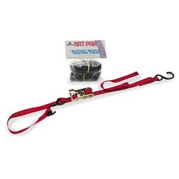 Red Ancra Integra Rat Pack Ratchet Tiedowns 2 Pack