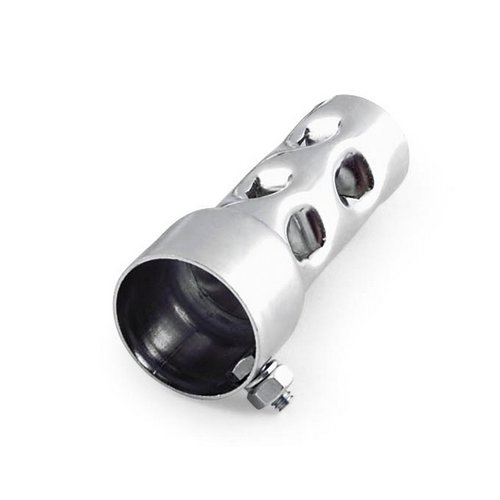 Ratings u0026 Reviews  sc 1 st  Riders Discount & $8.96 Bikers Choice Exhaust Pipe Baffle 1-1/2