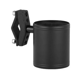 Kruzer Kaddy Kan-Do Kaddy Drink Holder 3 Mounting Options Black Universal