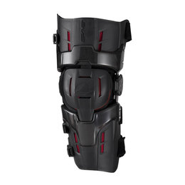 Black, Red Evs Rs9 Pro Left Knee Brace 2014 Black Red