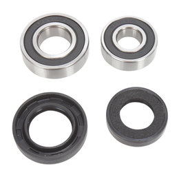 Bearing Connections Front Wheel Bearing/Seal Kit For Arctic DVX Kaw KFX Suz LT