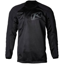 Klim Mens Tactical Pro MX Offroad Ventilated Nylon Blend Jersey Black