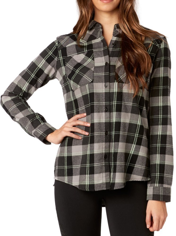 Find button up flannel shirts women at ShopStyle. Shop the latest collection of button up flannel shirts women from the most popular stores - all in.