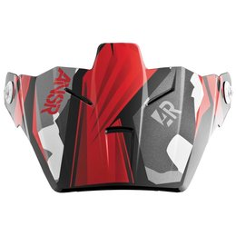 Answer Evolve 2.0 Valor Visor MX/Offroad Helmet Accessory Red