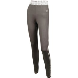 Divas Womens Diva-Tech Base Layer Pants Black