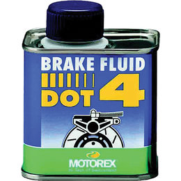 Motorex Dot-4 Brake Fluid 250 ML 102421 Unpainted