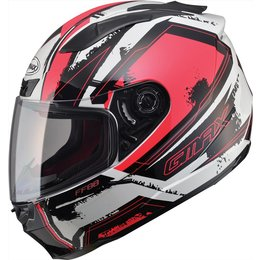 GMAX FF88 Full Face X-Star Helmet White