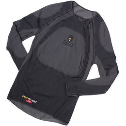 Forcefield Pro X-V Shirt Without Armor Black