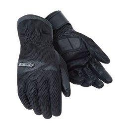 Black Tour Master Dri-mesh Gloves