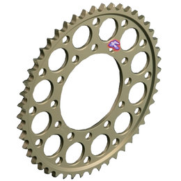 Renthal Rear Sprocket 520-40T For Ducati 236--520-40P-HA Unpainted