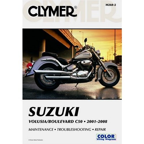 35 44 clymer repair manual for suzuki volusia boulevard 631606 rh ridersdiscount com suzuki c50t wiring diagram 2006 suzuki boulevard c50 wiring diagram