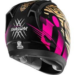 Icon Womens Alliance GT Shaguar Full Face Helmet Pink