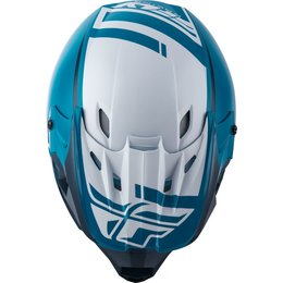 Fly Racing Kinetic Sharp Helmet Blue