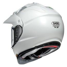 Shoei Hornet X2 Seeker Dual Sport Full Face Motorcycle Helmet With Visor/Peak