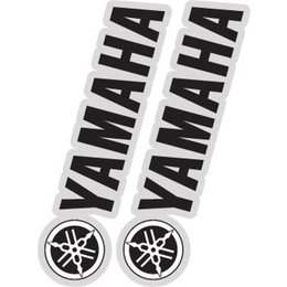 Factory Effex Swingarm Graphics Logo Black For Yamaha 06-44216