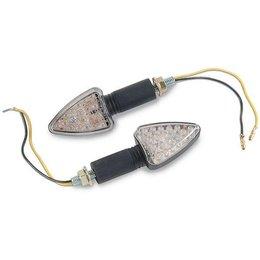 K&S Technologies Marker Lights LED Mini Stalk Long-Stem Black