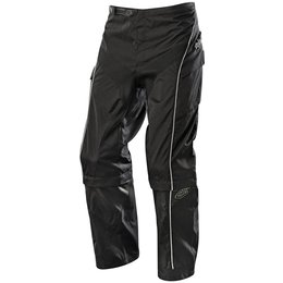 Troy Lee Designs Mens Rev Adventure Convertible Textile Offroad Riding Pants Black