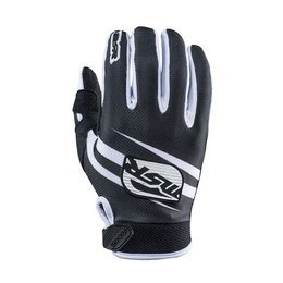 Black, White Msr Boys Axxis Gloves 2015 Black White
