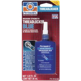 PERMATEX #242 THREADLOCKER SEALANT BLUE 36 ML