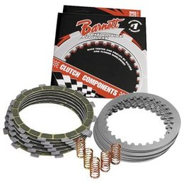 Barnett Dirt Digger Clutch Kit Aramid For Honda XR80R CRF80F