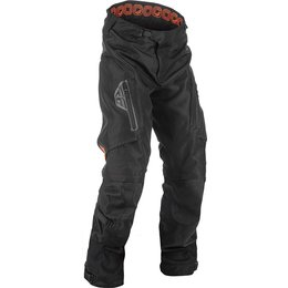Fly Racing Mens Patrol Over-the-Boot Convertible MX Pants Black