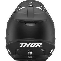 Thor Youth Sector Matte Helmet Black