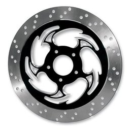 Black Rc Components Savage Eclipse Float Rotor Front 13 For Harley All